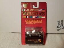 Matchbox World Class  Porsche 928s
