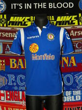 5/5 Crewe Alexandra XLB boys MINT XS football shirt jersey trikot