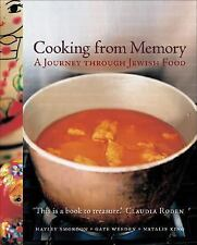 Cooking from Memory : A Journey Through Jewish Food by Gaye Weeden, Hayley...