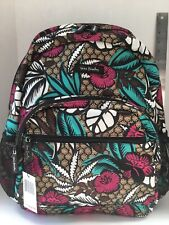 NWT!! VERA BRADLEY LIGHTEN UP ESSENTIAL BACKPACK SCHOOL COLLEGE CANYON ROAD $129