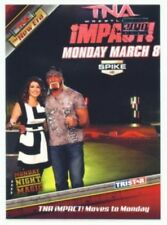 "HULK HOGAN ""SILVER PARALLEL CARD #81 /30"" TNA NEW ERA 10"