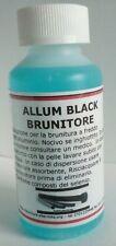 Brunitore per alluminio - Aluminium burnishing bottle 50 ml - Brunitore a freddo