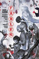 Fables from Vertigo Comics Issues 52-59. Written by Bill Willingham.