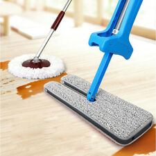 Useful Double-Side Flat Mop Hands-Free Washable Mop Home Cleaning Tool Hot Sale