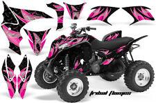 AMR Racing Honda TRX 700 XX Graphic Kit Quad Wrap ATV Decals 09-15 TRIBAL PINK