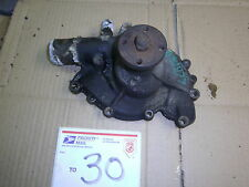 1965 OLDSMOBILE CUTLASS 225 6CYL 3.7L JEEP V-6 BUICK DAUNTLESS USED WATER PUMP