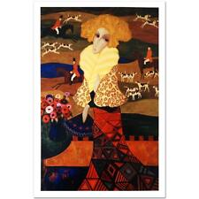 GothamGallery Fine Art - Sergey Smirnov Tapestry of The Hunt Limited Canvas COA