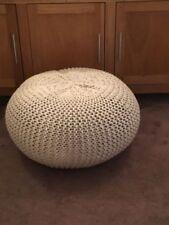 Handmade Cotton Footstools