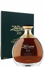 Ron ZACAPA XO Centenario Solera Gran Reserva Especial CL 70 con Rhum Rum 25 ANNI