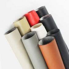 Vinyl Faux Leather Upholstery Fabric For DIY Sewing Handmade Craft Bags Clothing