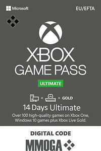 Xbox Game Pass Ultimate 14 jours - Microsoft Xbox - Code jeu à télécharger - FR