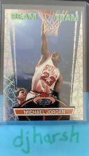 1992-93 Stadium Club Beam Team Michael Jordan #1 GOAT!! 🔥🔥🔥