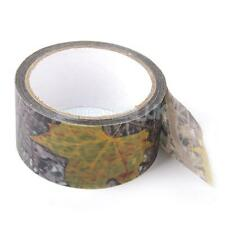 10M Heavy Duty Camo Duct Tape Army Camouflage Gun Rifle Hunting Stealth Wrap