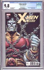 X-Men  GOLD 30 Kirkham Colossus VARIANT 1 - CGC  9.8 Marvel Comic