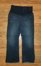 Women's Motherhood Maternity Super Stretch Size Medium Jeans