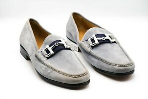 NEW SILVANO LATTANZI Defect  Leather Shoes Size Eu 42.5 Uk 8.5 Us 9.5 LN146