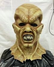 goosebumps haunted mask tv show prop bust replica book 2 movie monster demon dwn