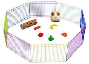 Hamster Auslauf Freilauf Gehege für Nager