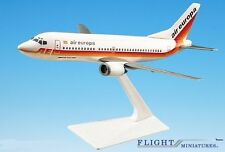 Air Europa 737-300 Airplane Miniature Model Plastic Snap-Fit 1:180 Part# ABO-737