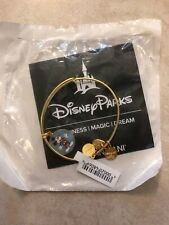 Alex and Ani Disney Mickey Mouse Love Gold Blue Charm Bangle Bracelet NEW