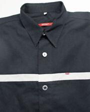 Bauchgröße Herren-Freizeithemden & -Shirts aus Baumwolle mit Kentkragen