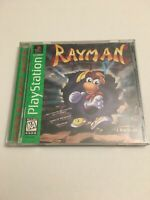 USED Rayman PS1 Playstation 1 Complete