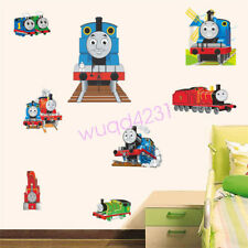 Kids Art Nursery Decor Thomas Friends The Tank Engine Train Wall Sticker Decal
