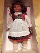 "Zapf Creation Bayern Doll Western Germany, ApX 19"". w/ original box Ba 4005"