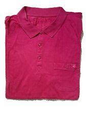 Red Herring Mens Polo Shirt Large
