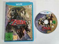 The Legend of Zelda: Twilight Princess HD -- Nintendo Wii U -- UK Seller