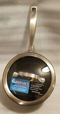 Cuisinart Induction 1.5 Qt saucepan With Cover NEW
