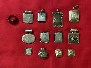 Lot Of SCRAP Sterling Silver Jewelry Approximately 5 Ounces