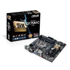 Asus SCHEDA MADRE 1151 ASUS Q170M-C/CSM (Intel,DDR4,mATX) [DGS-82896]