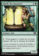 *CARTAPAPA* MAGIC MTG. Sibylle des Fontaines. COMMANDER 2014