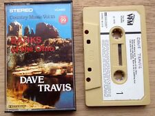 """Dave Travis """"banks of the ohio"""" cassette"""
