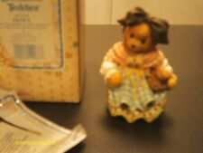 Cherished Teddies / Claudette (France) Our friendship is bon appetit 1996