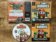 Team Buddies - Playstation 1 (2/3) - OVP / CIB - PAL / EUR