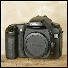 Clean Canon EOS 30D Digital SLR Camera + charger + battery FREE UK POST
