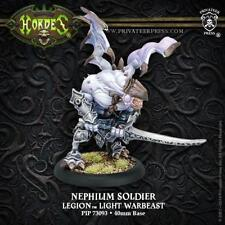 Privateer Press Legion of Everblight Nephilim Soldier PIP 73093