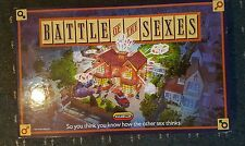 BATTLE OF THE SEXES BOARD GAME Men vs Women ADULTS ONLY  Complete VGC Free P&P