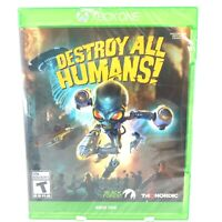 Destroy All Humans!: Xbox One [Brand New]