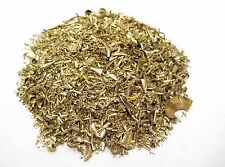2LB Brass Shavings Sold by 2 Pounds Wholesale Turnings Science Orgone Casting