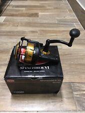 Penn Slammer III 3500 SPN ZALT Reel Spinning rôle stationnaire rôle l/'eau salée New