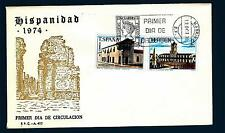 SPAIN - SPAGNA - 1974 - Storia Americano-Spagnola. Hispanidad 1974 (3) Argentina