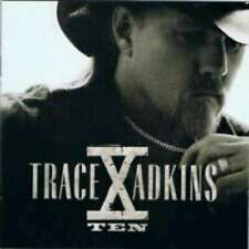 Trace Adkins Ten X Country Music CD
