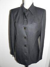 Superbe Veste créatrice INES DE LA FRESSANGE : coat modèle original RARE 42