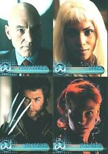 X-MEN THE MOVIE SET OF 72 CARDS