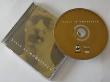 "♪♪ MORRISSEY ""World of"" Album CD (label DISKY / EU press) ♪♪"
