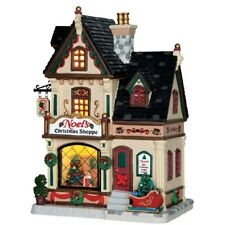 "Lemax Weihnachtsdorf LED Haus "" Noels Christmas Shoppe """