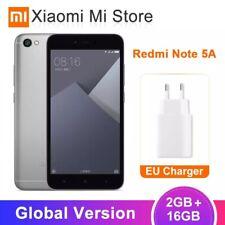 Global Version Xiaomi Redmi Note 5A 2GB 16GB Mobile Phone Snapdragon 425 Quad